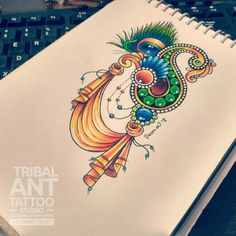 Flower Art Drawing, Mandala Drawing, Mandala Art, Krishna Painting, Madhubani Painting, Oil Pastel Drawings, Art Drawings Sketches Simple, Arte Krishna, Indian Folk Art
