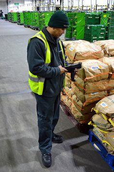 Joe @ Waitrose Fruit and Veg Warehouse Night Shift - Bracknell