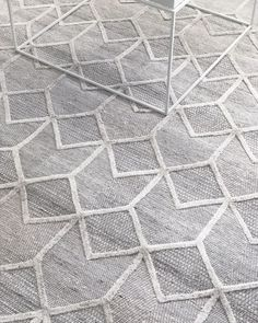 Vienna 2355 Hand Loomed Grey Beige Patterned Wool and Viscose Modern Rug Wool Area Rugs, Wool Rugs, Modern Rugs, Modern Homes, Grey And Beige, Vienna, Loom, Colours, Contemporary