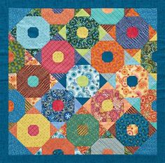 Use fat eighths—precut 9x22-inch pieces of quilting fabrics—to showcase a  variety of fabric collections in your next quilt project.