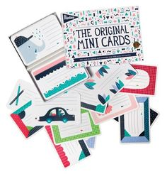 The Original Mini Cards - All Products | Milestone