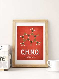 Check out this item in my Etsy shop https://www.etsy.com/listing/206963517/caffeine-kitchen-wall-art-kitchen