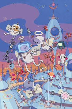 Image result for rebekka dunlap adventure time