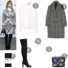 Get Her Look - Lea Seydoux