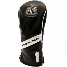 Executive Newcastle United golf driver headcover in a heritage design and featuring the club crest. FREE DELIVERY on all of our gifts