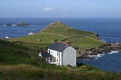 Cape Cornwall, st just, Cornwall, England