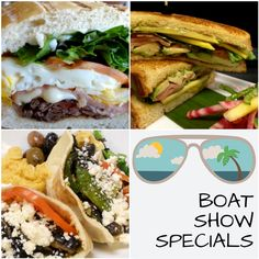 Indulge in a special selection of sandwiches at Chez Gaston, by the beach or pool only during Boat Show! Feb 11 – Feb 15 from 11:30am until 6pm. Grab yours now: http://on.fb.me/1Tdh3Mi #MiamiBoatShow #GrandBeachMiami #SandwichOnTheSand