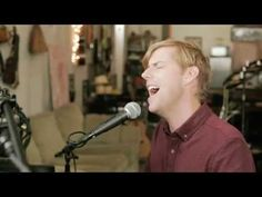 ▶ Andrew McMahon in the Wilderness - Cecilia and the Satellite (Shabby Road Sessions) - YouTube