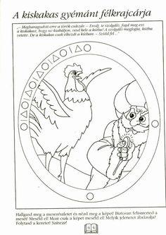 Albumarchívum Worksheets, Kindergarten, Album, Education, Animals, Animales, Animaux, Kindergartens, Literacy Centers