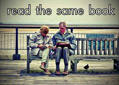 Read the same book (at the same time).