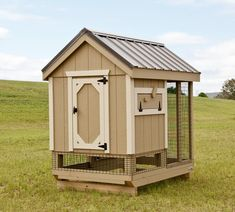 Backyard Chicken Product: Chicken Coops - Combo 4'x6' Chicken Coop (Up to 7 chickens) - from My Pet Chicken