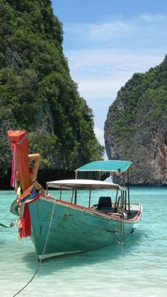 Picture-perfect Thailand.