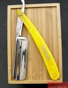 Kickuth No100 Rasiermesser ,straight razor, coupe choux,