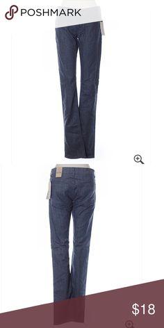 "NWT Original penguin skinny denim Brand new with tag/ color: dark blue/ skinny fit/ 31"" Inseam, 7"" Rise, 26"" Waist/ materials: 81% Cotton, 18% Polyester, 1% Spandex/ Original Penguin Jeans Skinny"