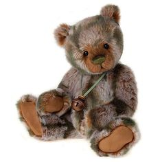 Charlie Bears Teddy Bear Goosebeary. Shop for Teddy Bears at Bears4U.
