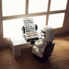 El verdadero guionista de Star Wars