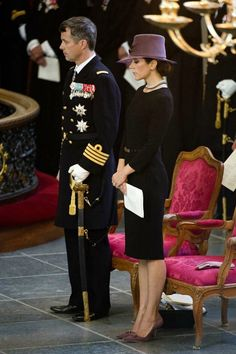 Princess Mary of Denmark - Flag Day