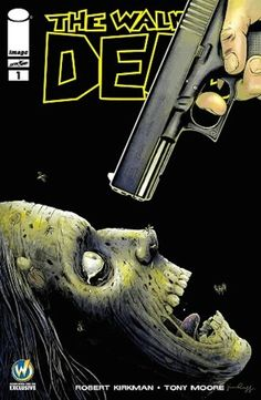 Image THE WALKING DEAD #1 Wizard World Columbus 2015 Exclusive Variant NM//MINT