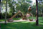 Tom Otterness Playground