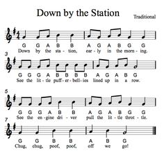 Beth's Music Notes: