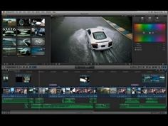 Great :) ! Final Cut Pro X - First Look. Cool video. I think FCPX is as good as Premiere Pro.