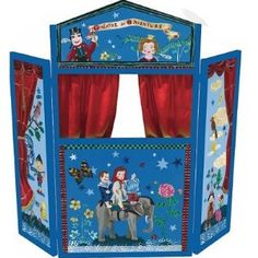 puppet theatre.