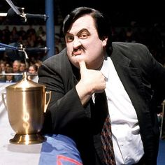 wwe Today, take some time to remember and celebrate the late, great WWE Hall of Famer Paul Bearer aka William Moody on his birthday. British Wrestling, Wrestling News, Paul Bearer, Wrestlemania 35, Nxt Takeover, Daniel Bryan, Wwe News, John Cena, Celebrities