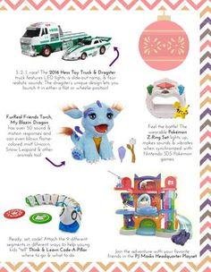 Top toys for the Holidays! // The Shopping Mama