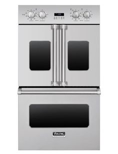 Viking Professional French-Door 30 double oven