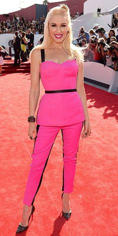 Gwen Stefani attends the 2014 MTV Video Music Awards at The Forum on August 24, 2014 in Inglewood, California