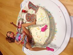 I want this for my 21st birthday cake!