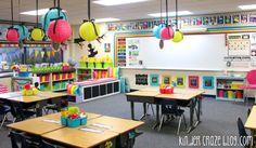 FAQ: All About My Classroom Rule Frames & Subway Art - Kinder Craze: A Kindergarten Teaching Blog