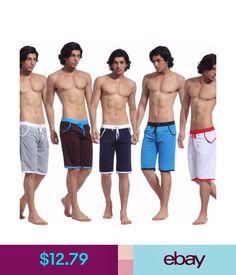 Men's Clothing Conscientious Male Summer Loose Beach Pants Breathable Shorts Print Man Board Shorts Elastic Band Soft Men Pockets Daily Board Short
