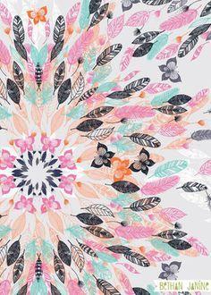pluma mariposa