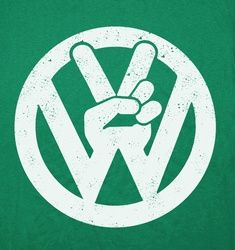 Volkswagen T Shirt. Vintage VW Logo T Shirt. Peace Sign t shirt. Hippie t shirt. Funny T Shirts for men women kids. We love creating funny t shirts and vintage tees you won't find anywhere else. Volkswagen Transporter, Volkswagen Bus, Vw T1, T Shirt Designs, Jetta A4, Plotter Silhouette Cameo, Combi T2, Vw Logo, Grateful Dead Shirts