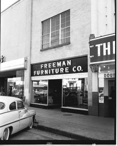 Who Remembers Freeman Furniture Co. That Was Next To Goldsteins And The  Roxy In Historic Downtown Murfreesboro?