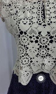 Szydełkowy zakątek Short Sleeve Dresses, Dresses With Sleeves, Crochet Doilies, Lace, Blog, Women, Fashion, Crochet Wraps, Irish Lace
