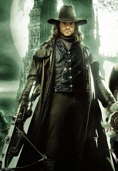 Gabriel Van Helsing :) I am still banging my head on the walls because of the end of the movie :'(