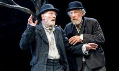 Waiting For Godot by Samuel Beckett is an amazingly deep and intricate play due to it's profound simplicity (doesn't that sound ironic). Two men are waiting for Godot to arrive, when he does they know their lives will change...but what will they do if he doesn't come?