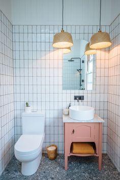 Best-End-House-Bathroom-Reveal-16-778x1165@2x Ikea Bathroom, Bathroom Plants, Bathroom Colors, Bathroom Sets, Bathroom Furniture, Modern Bathroom, Small Bathroom, Master Bathroom, Bathroom Designs