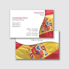 Standard-visitenkarten Vorlagen & Designs Page 21 | Vistaprint Design Page, Designs, Business Card Templates, Company Names