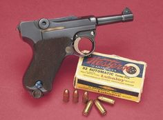 The Baby Luger  In the mid 1920's Deutsche Waffen und Munitionsfabriken experimented with a pocket version of the P-08 Luger Pistol.  Utilizing the same mechanism as the regular Lugar, the Baby Luger was scaled down to a smaller and more concealable size. Well made with quality and care, these little pistols were chambered for a small .32acp cartridge and .380acp (the Luger use a 9mm para cartridge).  However, the Baby Luger was never manufactured.  Companies such as Colt and FN dominated…