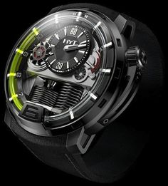 Hydromechanical watch
