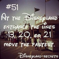 — In case there are long lines to enter the park! — In case there are long lines to enter the park! — In case there are long lines to enter the park! Disneyland Secrets, Disney Secrets, Disney Tips, Disney Vacations, Disney Love, Disney Magic, Disneyland Hacks, Disney Stuff, Viajes
