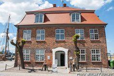 Baumhaus am Alten Hafen in Wismar