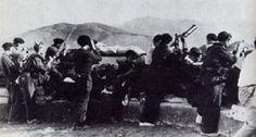 Defensa de Irun en San Marcial
