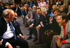 Where did Laughing in the Holy Spirit Come From? Watch Kenneth Copeland and the Late Kenneth Hagin Fall Out Laughing, Wierd   AT2W