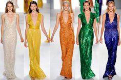 My new favorite designer-Elie Saab Spring 2012 Red Carpet Dresses, Ball Dresses, Elegant Jumpsuits For Wedding, Elie Saab Spring, Pantsuits For Women, Celebrity Red Carpet, Fashion Outfits, Womens Fashion, Fashion Trends