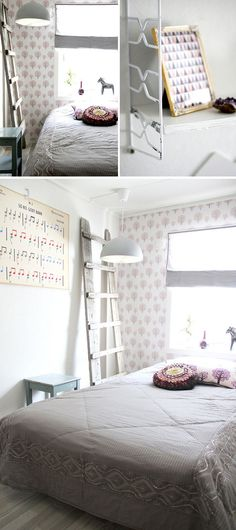 an-magritt's daughter's bedroom [if i understand the translation correctly ;)] via an-magritt