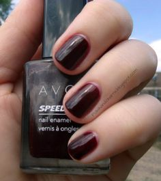 Vamp it Up, a deep red/burgundy jelly